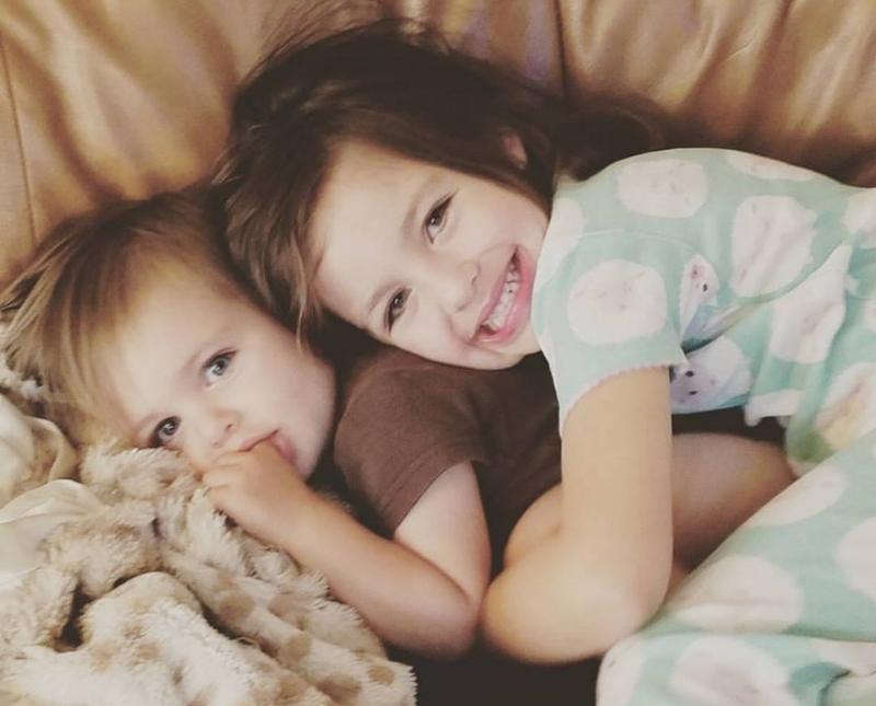 Sister Cuddles