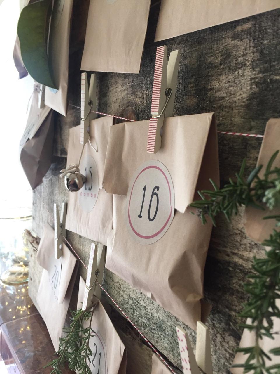 advent calendar_countdown to Christmas