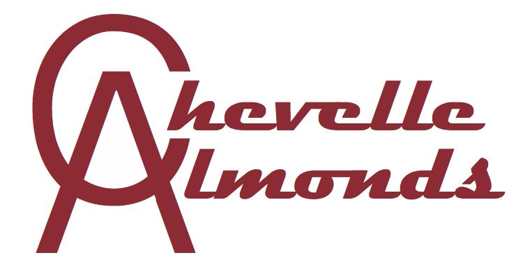 Chevelle Almonds Custom Branding -- logo design