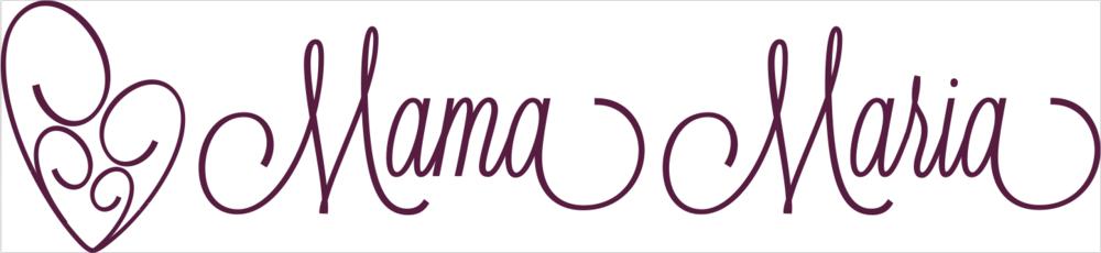 Mama Maria Custom Branding -- logo design