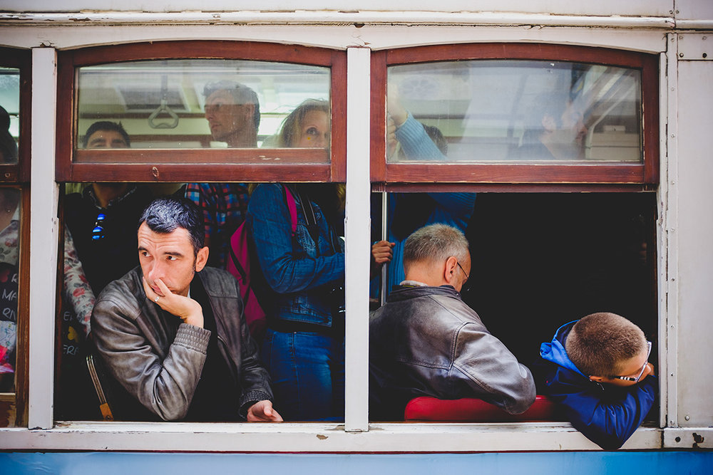 Tram 28, Lisboa, Portugal