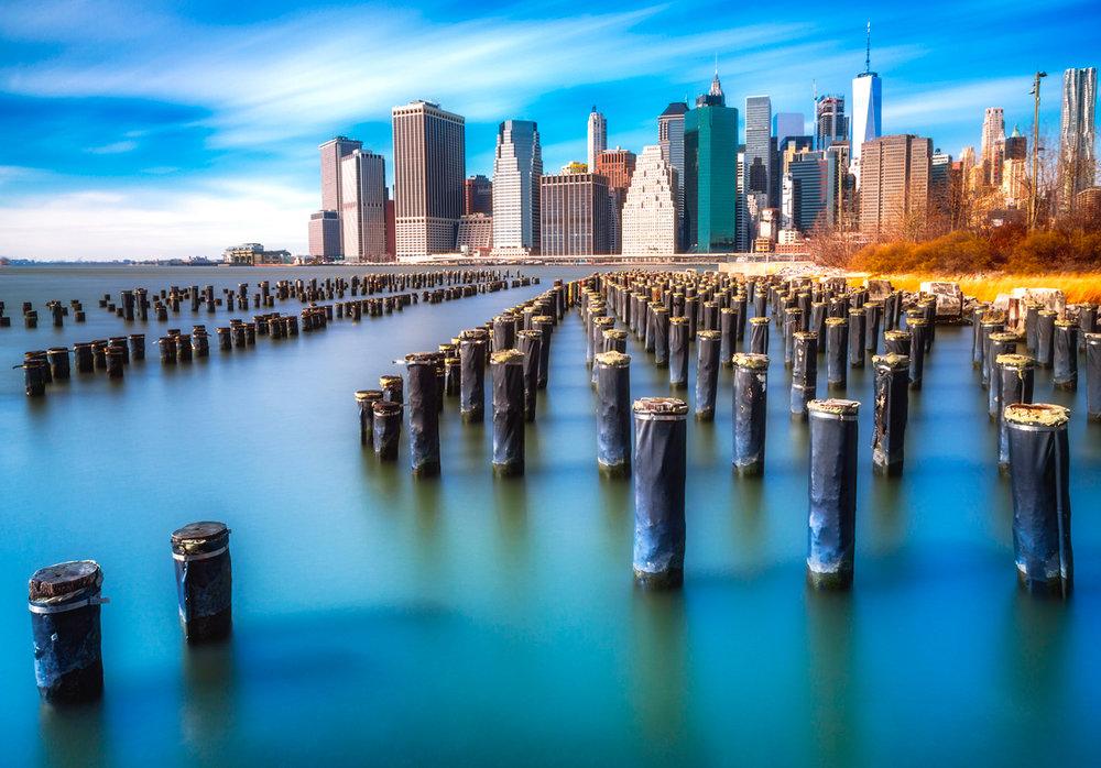 Last photo taken in New York