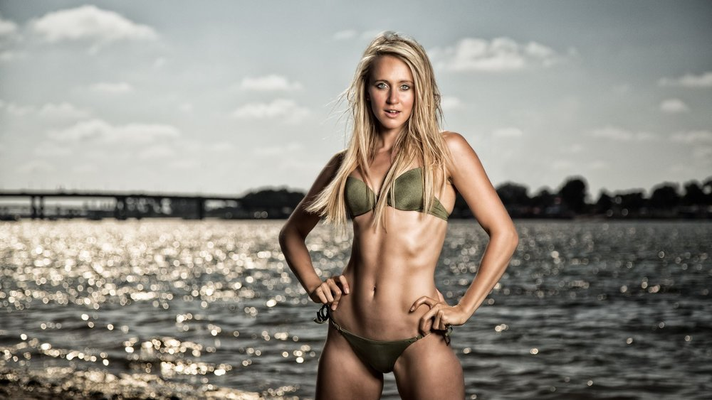 Chelsea Marie - Chelsea is a fitness pro and competitor.