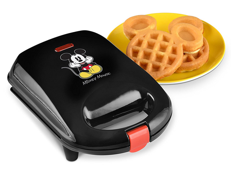 Mickey Mouse Waffle Iron -