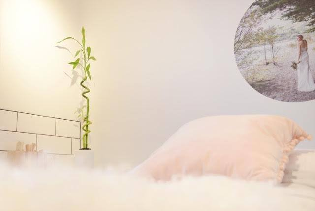 RELAXATION MASSAGE ROOM WALL DOT BY  SHELLEY POVEY PHOTOGRAPHY
