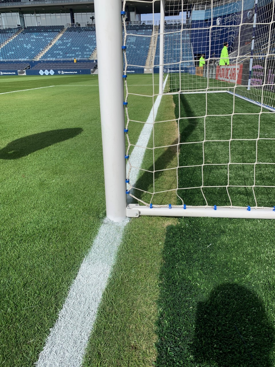 Goal line - Sporting Kansas City