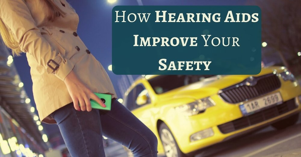hearing aids and safety