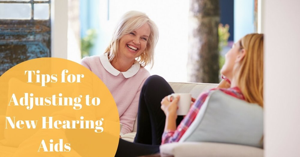tips for adjusting hearing aids