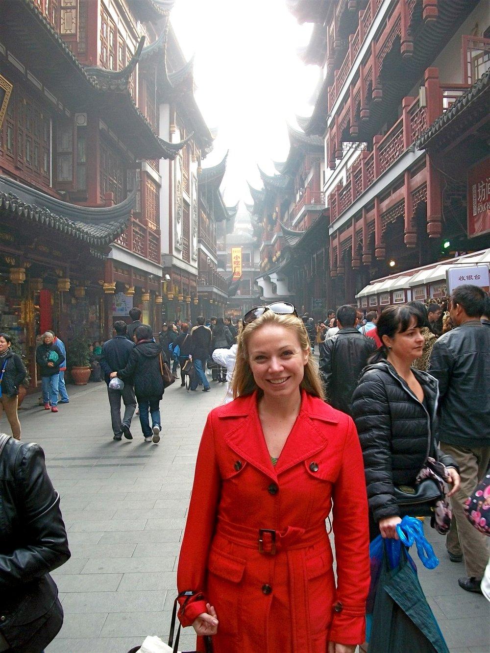 Yuyuan Market, Shanghai, China