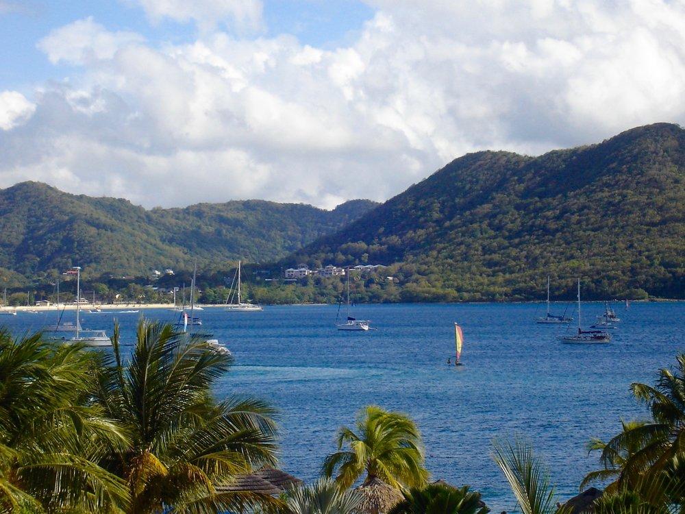 Lovely St. Lucia
