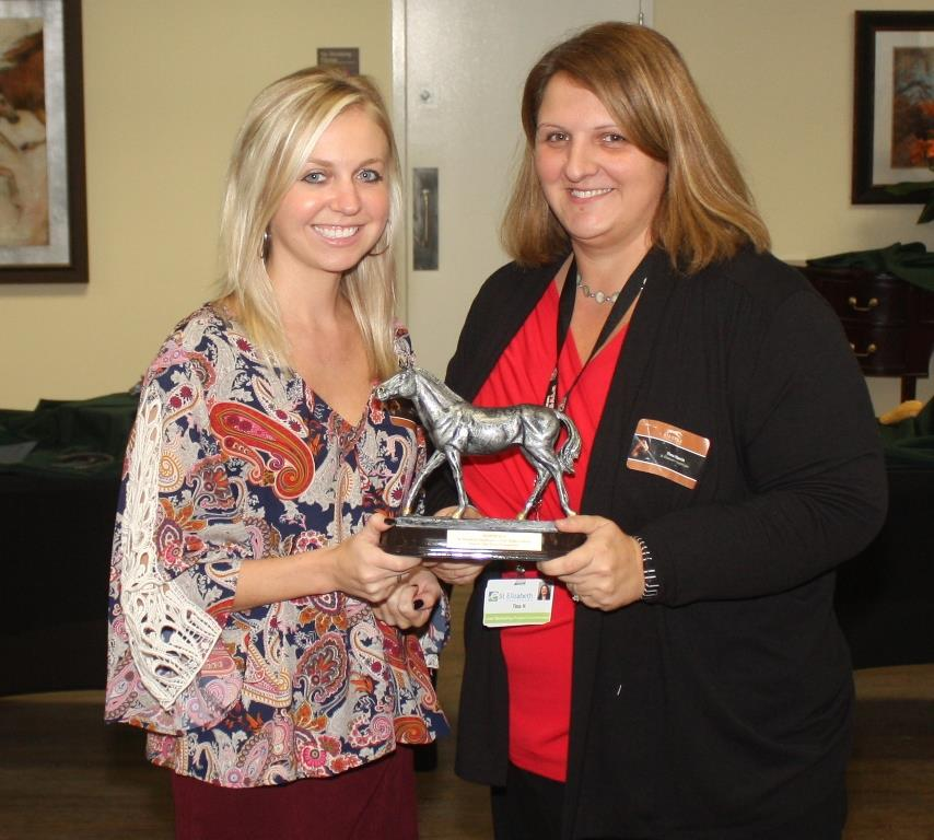 Congratulations to St. Elizabeth Healthcare on winning a 2015 Thoroughbred Award for their New Media Content entry.