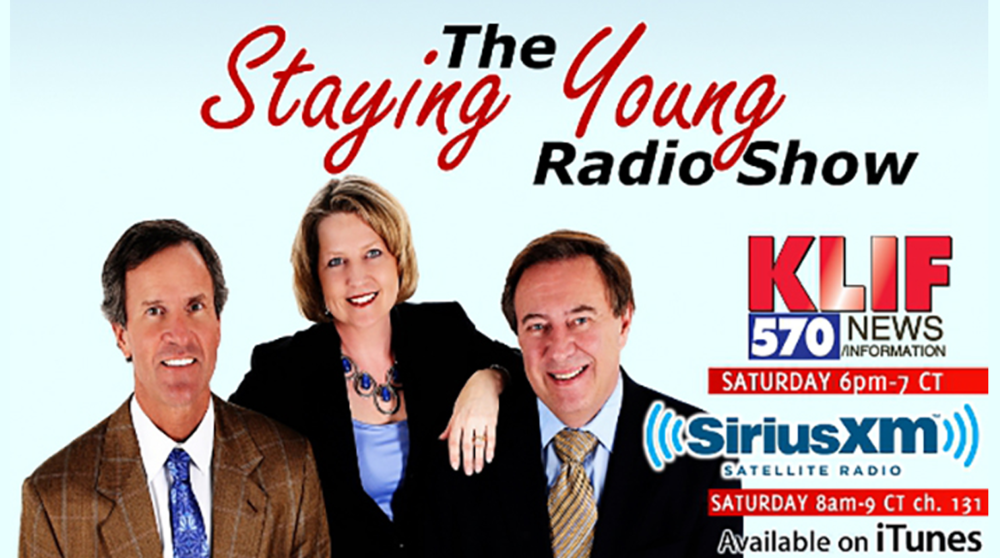 Staying Young Radio, 11/6/18
