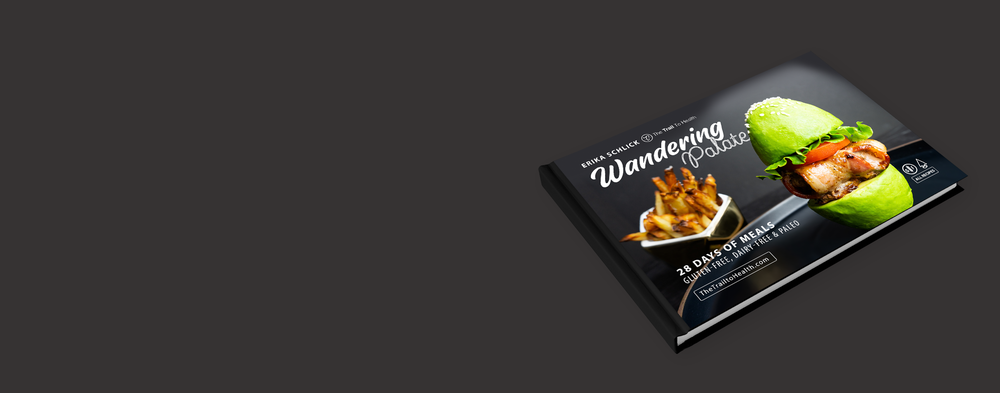 Wandering Palate is Available For Purchase