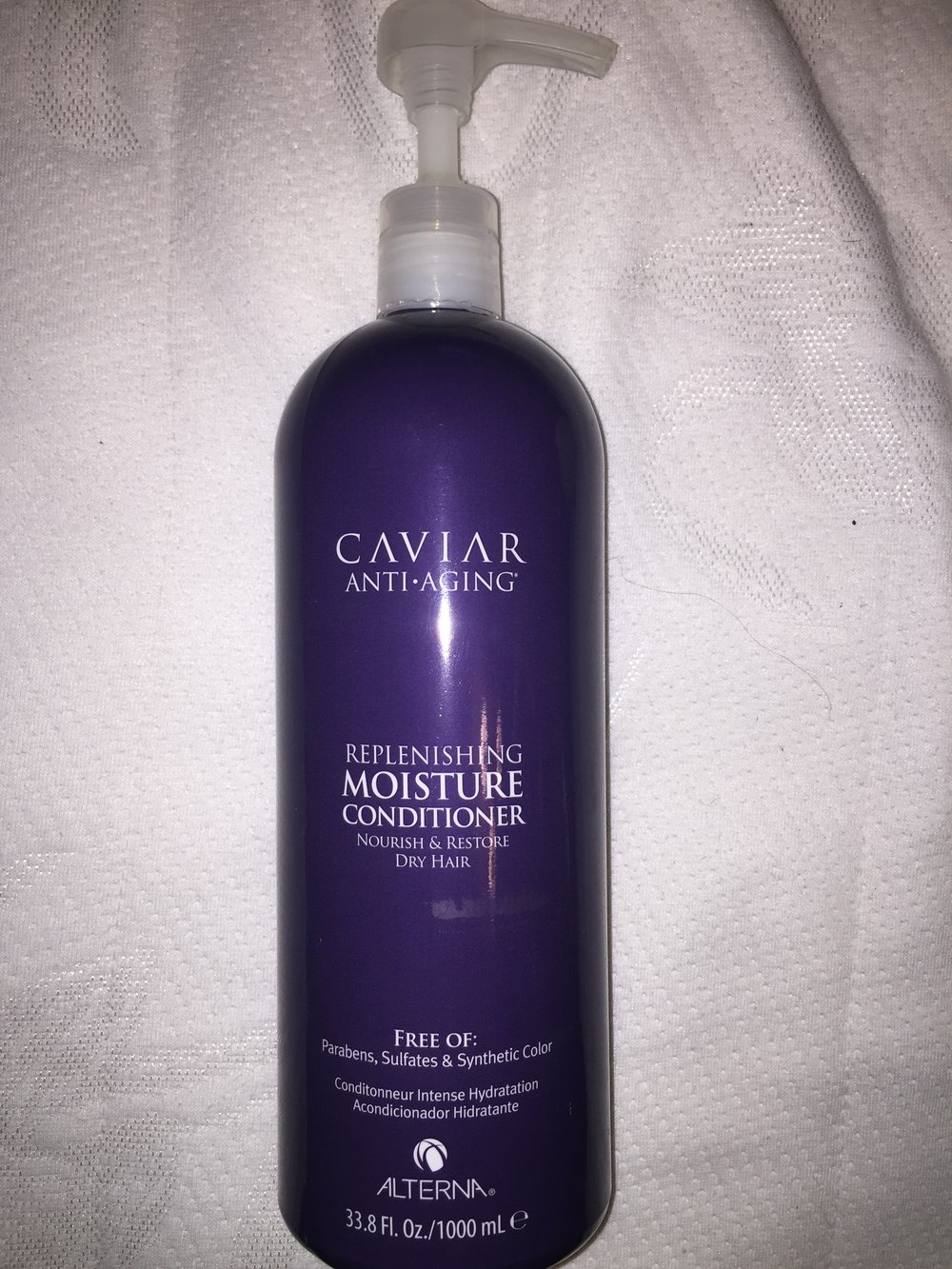 Alterna Caviar Moisturizing Conditioner