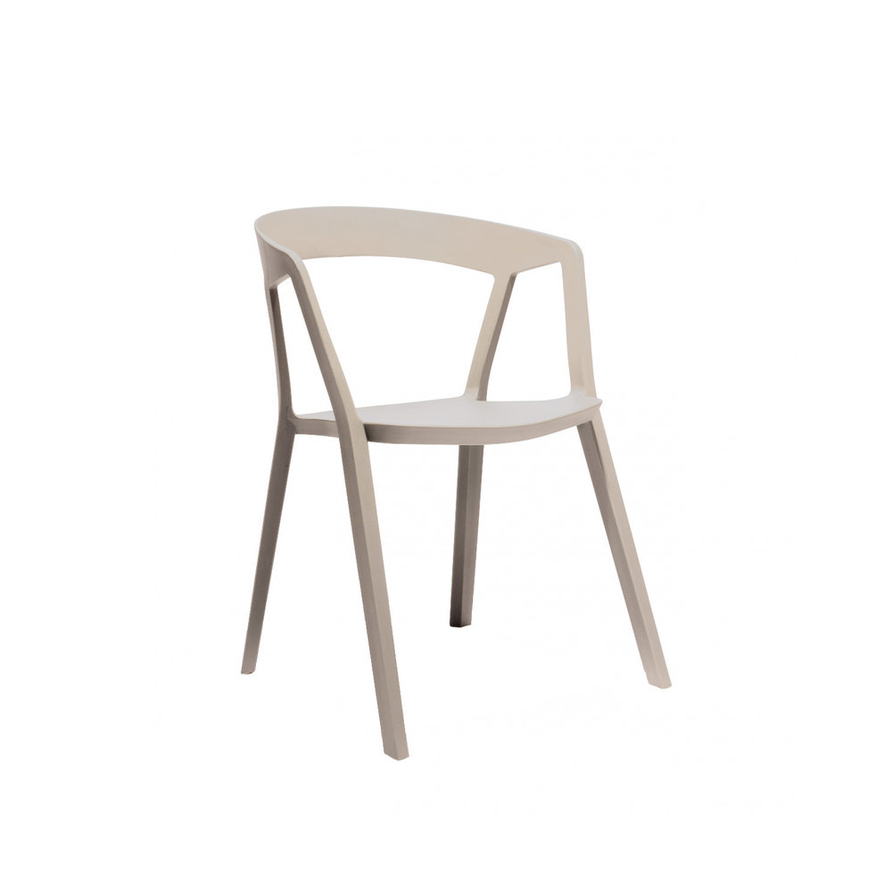 Almond Havelock Chair