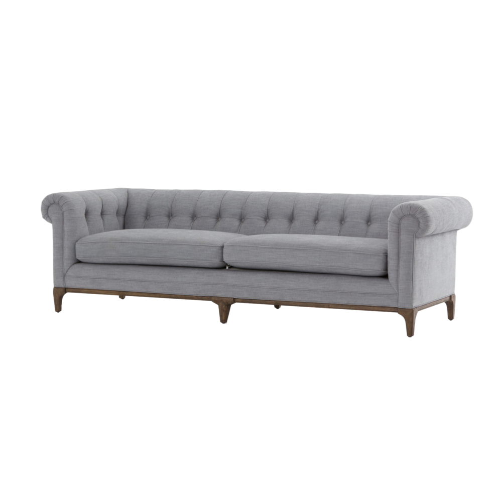 Chester Sofa — Pewter