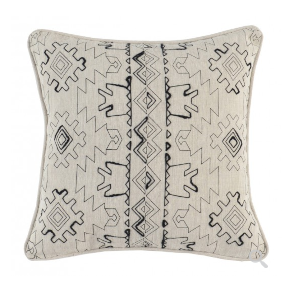 Wool & Onyx Pillow </br> Recommended Quantity: 4