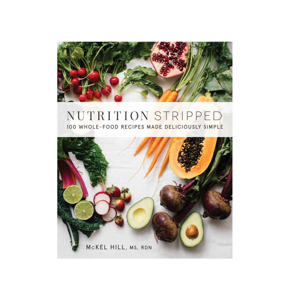 Nutrition Stripped Cookbook