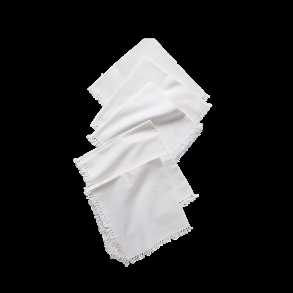 Anthropologie Cotton Napkin Set