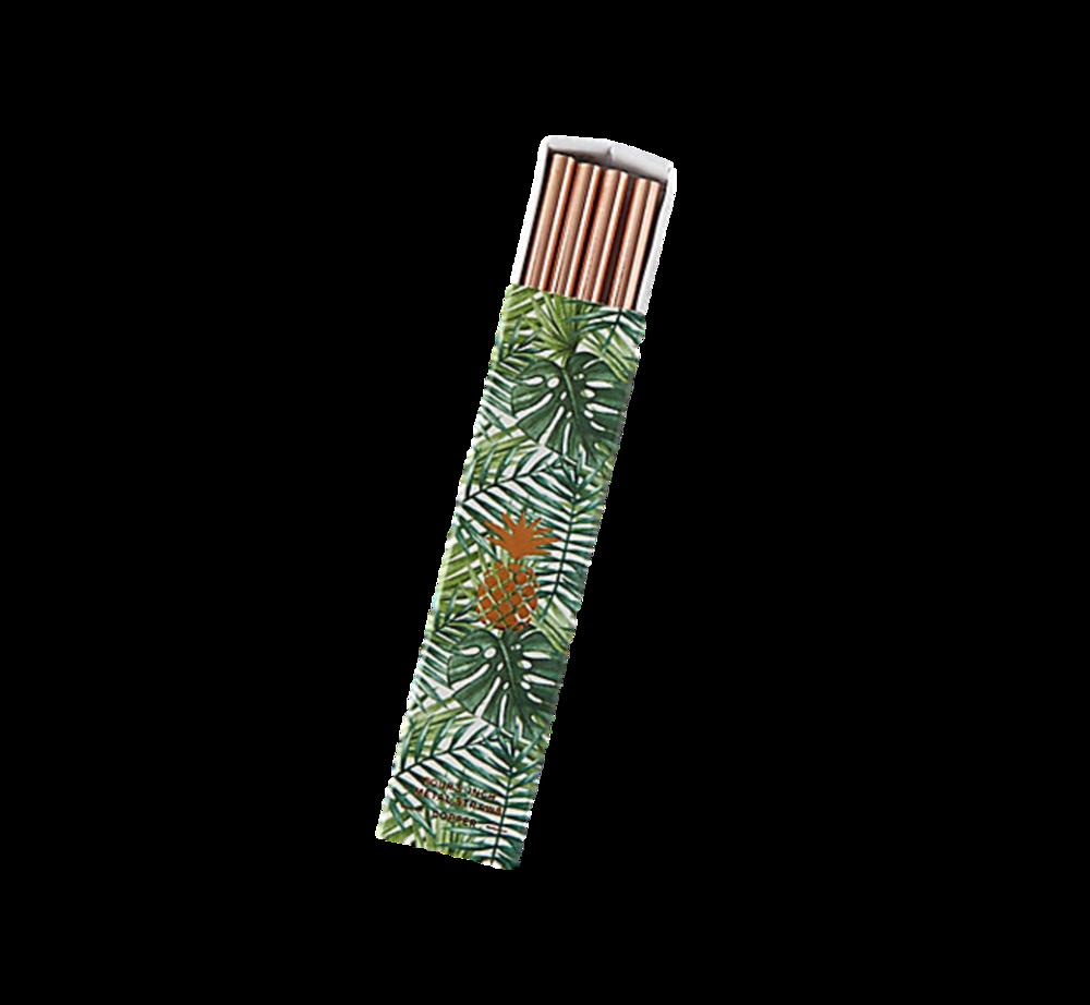 Terrain Steel Cocktail Straws