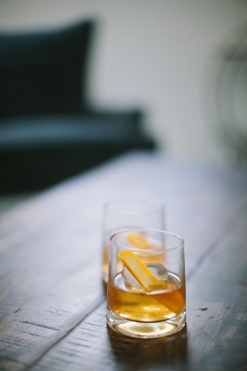 The Ellis Old Fashioned