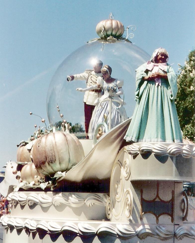 Share A Dream Come True Parade