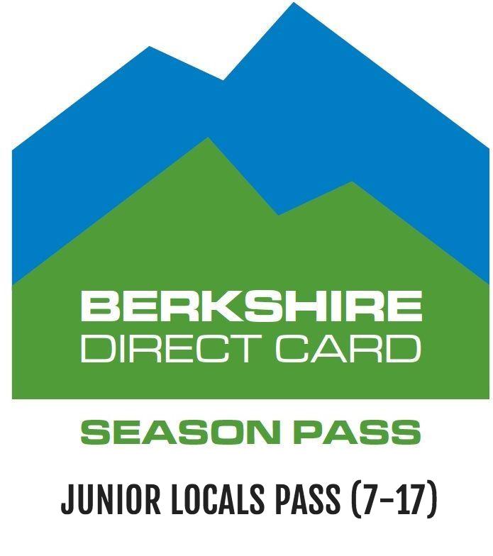 Junior Locals Pass (7-17) - Ski season pass valid Sunday-Friday. Valid for ages 7-17. $319