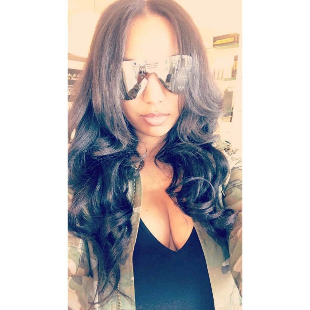 💁 @hollaceh #TSDHairExtensions #BodyWave