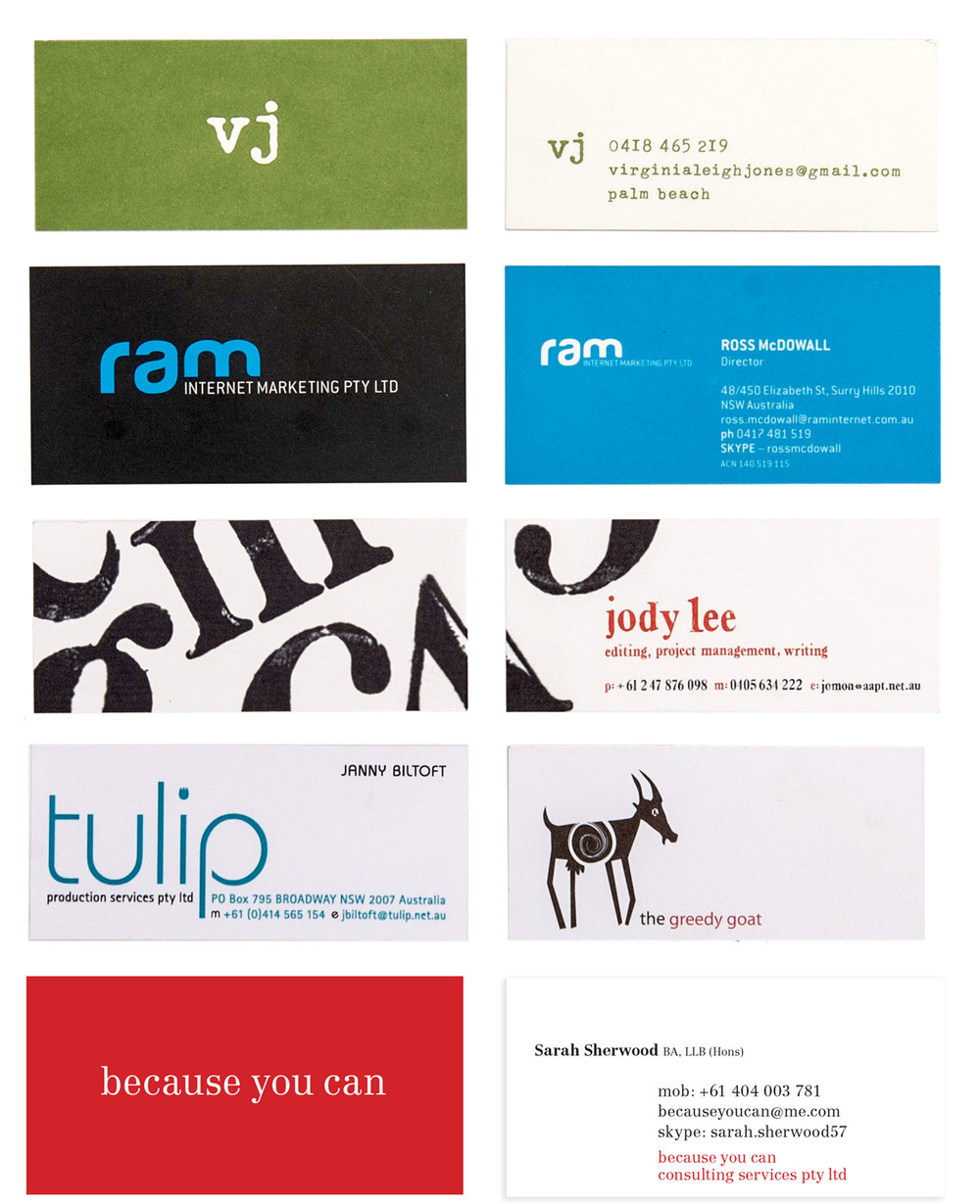 client  various    project  identities
