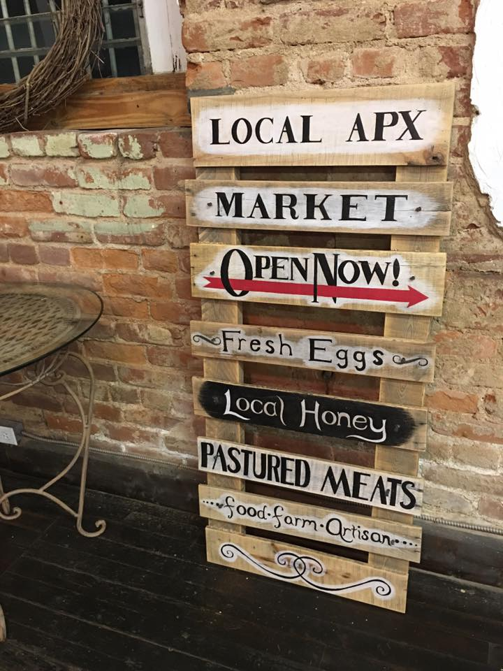 Local APX Market - Local APX is a Food, Farm & Artisan Market serving the Appomattox community and her guests.