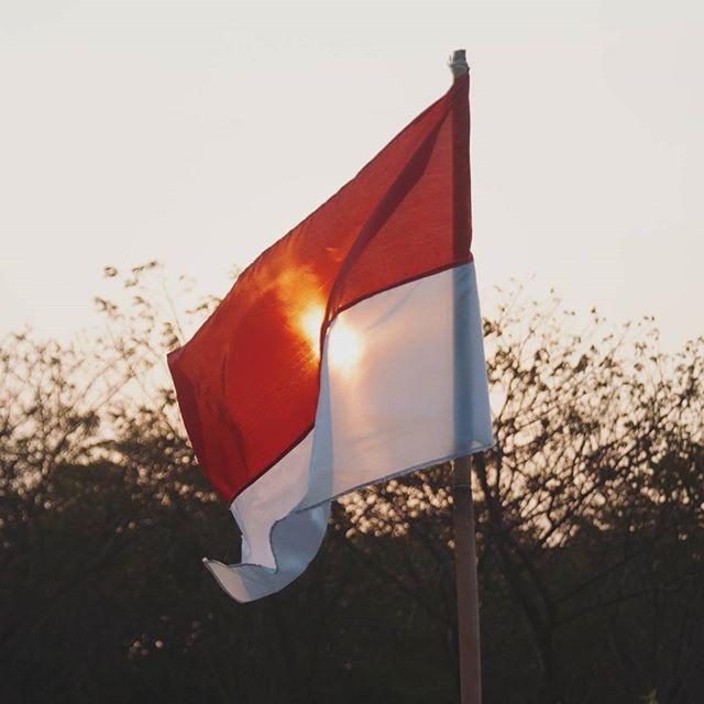 Terima Kasih Indonesia-ku, engkau sudah menampungku sebagai anak bangsamu. . . . #akuanakindonesia #iniindonesiaku #sayaindonesiasayapancasila