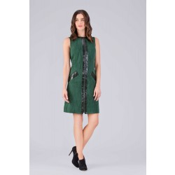 Python Zip Dress, $475.
