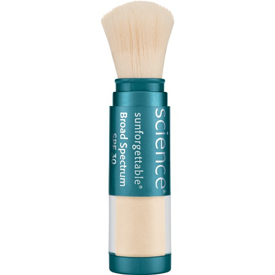 Unforgettable Brush-On Sunscreen from Colorscience