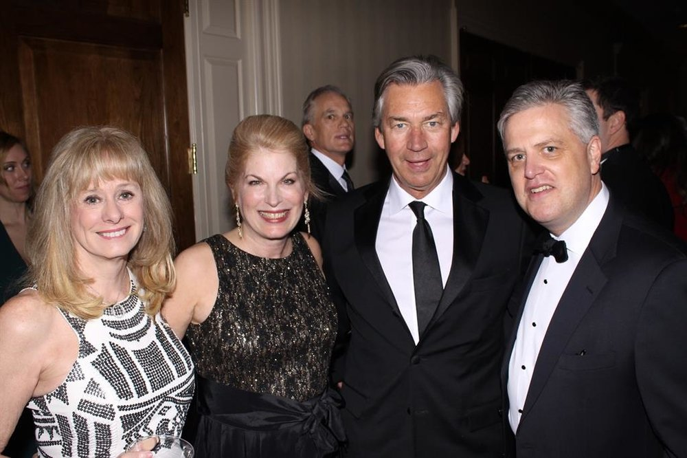 Guests at last year's ambassador's ball. this year's event is Jan. 7 at Quail Hollow Club. Proceeds benefit the allegro foundation, a champion for children.