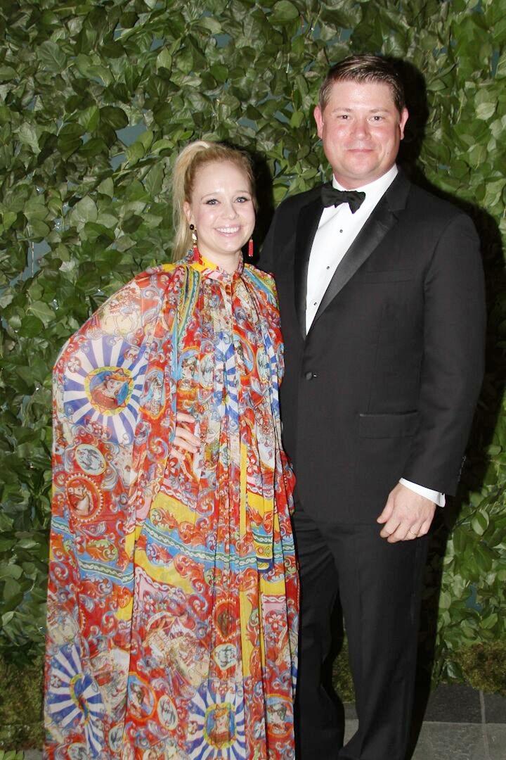 Jennie and Holt Wrenn.