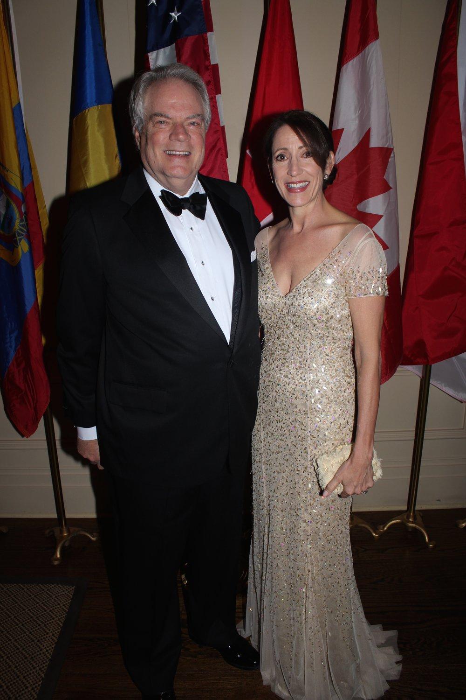 Phil and Rita Witt.