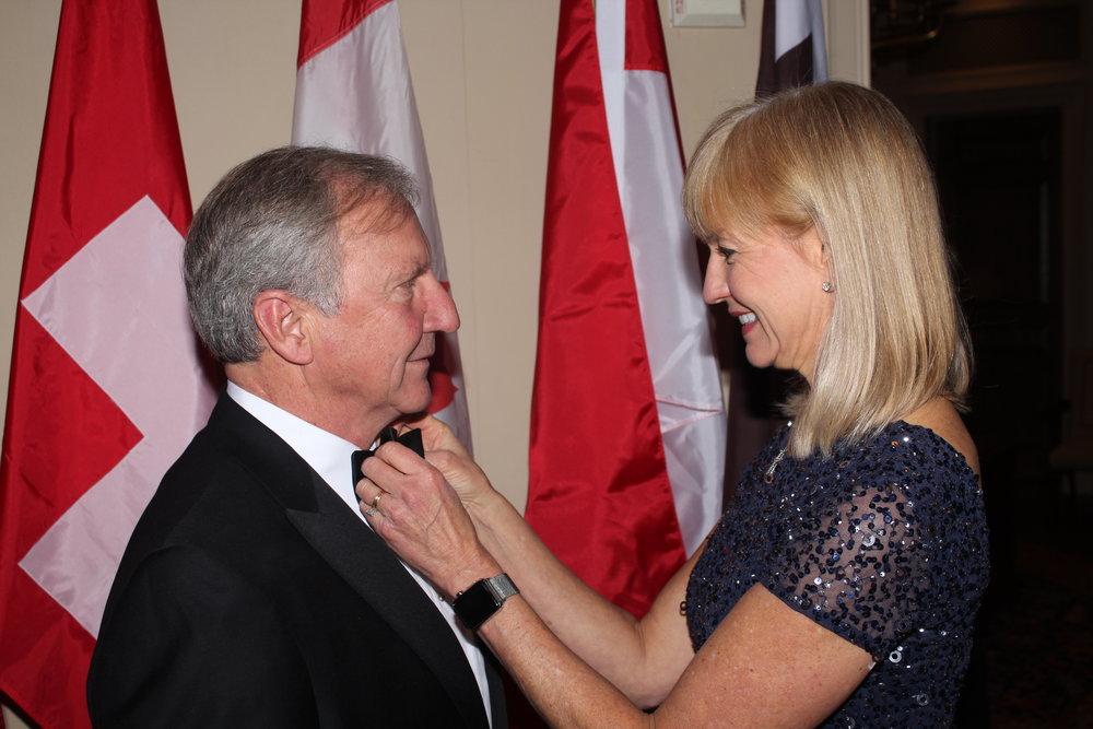 Alan and Libby Simonini.