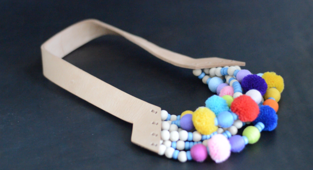 Shop Piet Jac Designs' handmade necklaces at trunks shows Feb. 3-4 and Feb. 18.