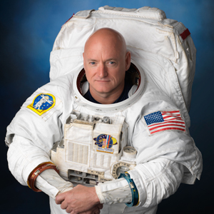 history-making Astronaut Scott Kelly will speak Feb. 28 at knight theater uptown.