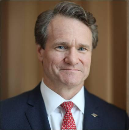 Bank of America CEO Brian Moynihan will speak Feb. 22 at an event sponsored by the World Affairs Council Charlotte.
