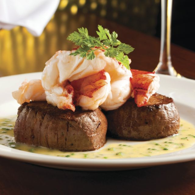 Dining out with family and friends is one of life's great pleasures.  Photo courtesy of The Capital Grille.