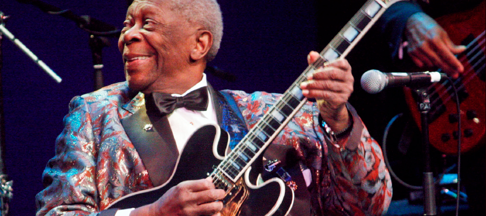 Photographer Daniel Coston's first-ever exhibit of concert photos taken exclusively in Charlotte - including this photo of B.B. King - are on display July 6 through Nov. 22 at Knight Gallery at Spirit Square. An opening reception with live music is from 6 to 9 p.m. July 7.