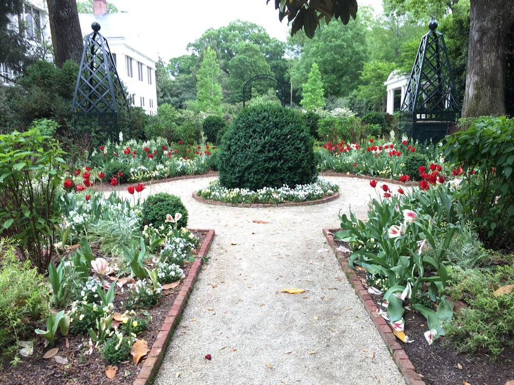 Every Monday through Thursday in July from 5 to 8 p.m., meet your friends for Cocktails in the Garden at historic Duke Mansion. Admission is free; no reservation required; cash bar.