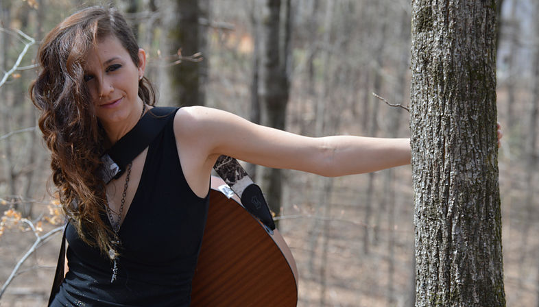 Singer/songwriter Lisa De Novo performs Sunday, July 16, at the Charlotte French Culture Festival at Nevin Park.