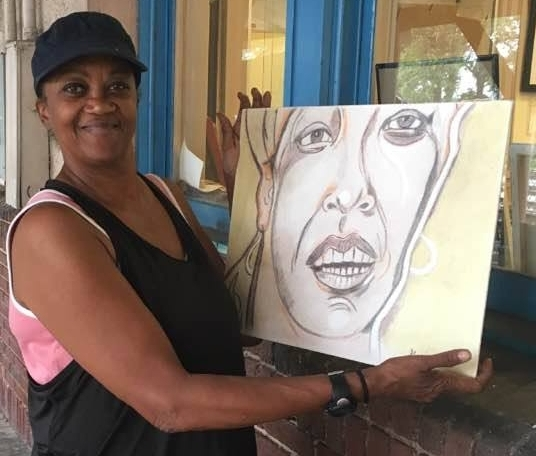 Learn more about Urban Ministry Center and its ArtWorks 945 program that helps the homeless during the annual See My Voice art show and sale on Oct. 14.