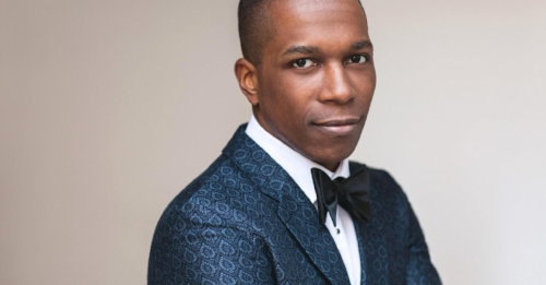 Leslie Odom Jr. of Hamilton fame is part of a Nov. 14 kick-off celebration for the Blumenthal Performing Arts Center's 25th anniversary season.