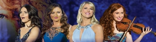The Irish group Celtic Woman performs March 11 at Belk Theater.