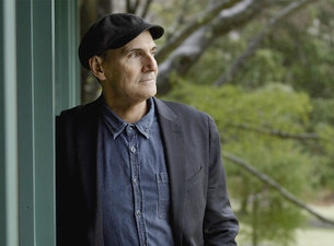 Musical legend James Taylor performs May 16 at the Spectrum Center uptown.