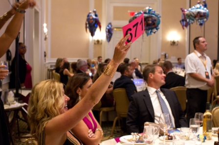 Help homeless children reach their educational dreams by attending A Child's Place annual gala on May 19 at the Westin uptown.