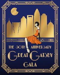 The 30th Great Gatsby Gala is Aug. 25 at the Hilton Charlotte Center City.